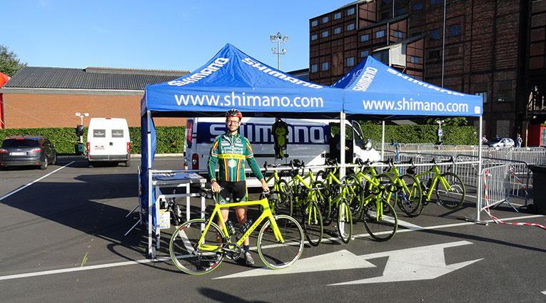 Shimano Di2 Tour