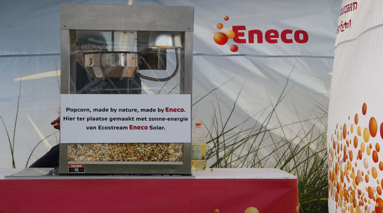 Eneco Popcorn