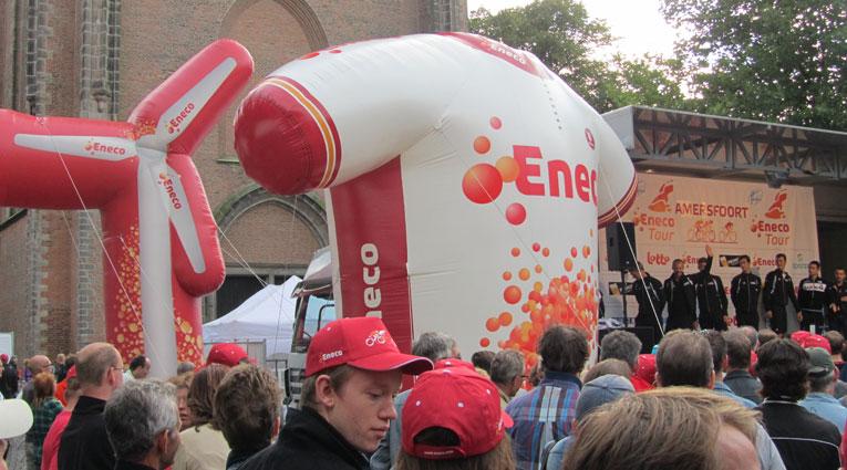 Eneco Wielershirt