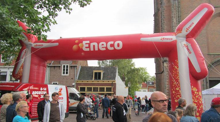 Eneco Windmolen Boog