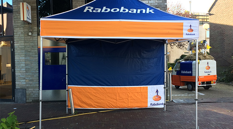 Rabobank Tent 3×3