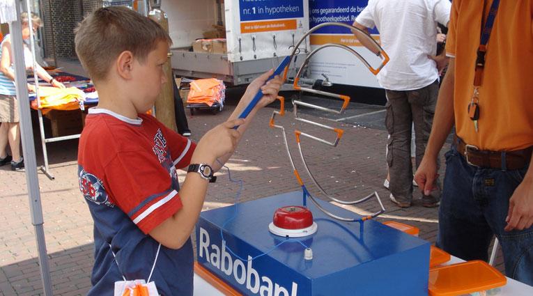 Rabobank Bibberspiraal