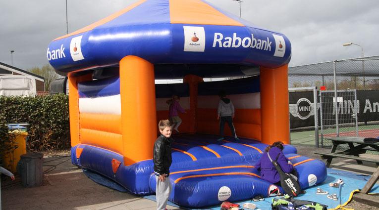 Rabobank Circus Springkussen