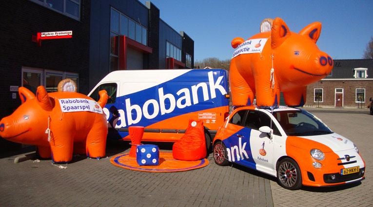 Rabobank Spaarvarken