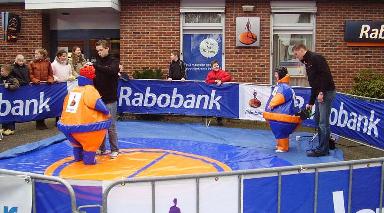Rabobank Sumoworstelen