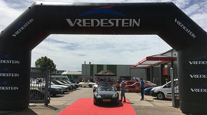 Vredestein boog | verhuur Vredestein items | Mackpro.nl D