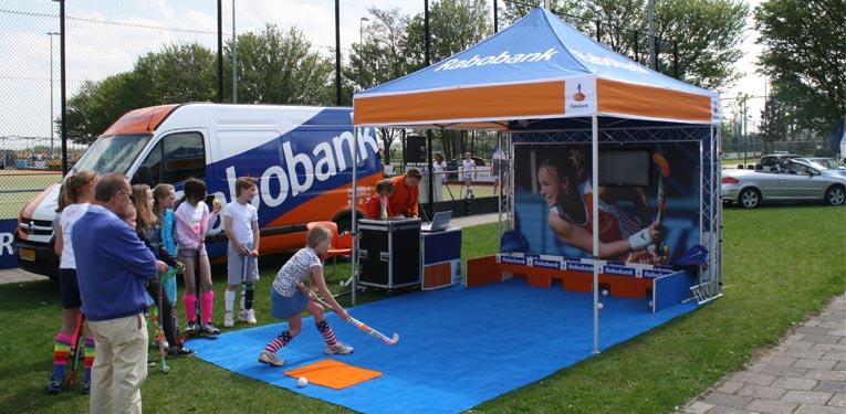 Rabobank Hockey Spel