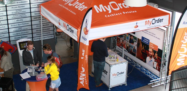 MyOrder Activatie Local Communities