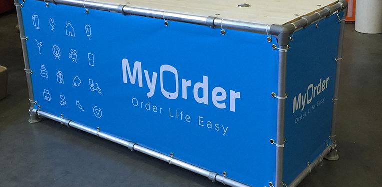 MyOrder Mobiel Bestellen En Betalen Activatie