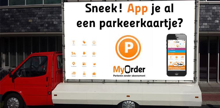Mobile Marketing Car