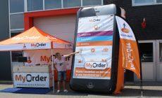 MyOrder Reuze Smartphone