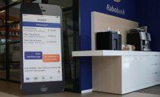 Rabobank Smartphone Produktvergroting (koop)