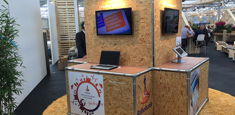 Rabobank Innovatie Stand