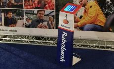 Rabobank IPad Display (koop)