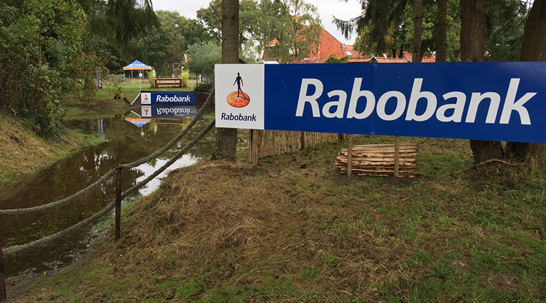 Rabobank Military Items