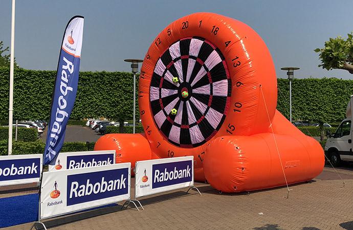 Mackpro Rabobank Dartbord F