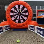 Rabobank Voetbal Of Hockey Dartbord