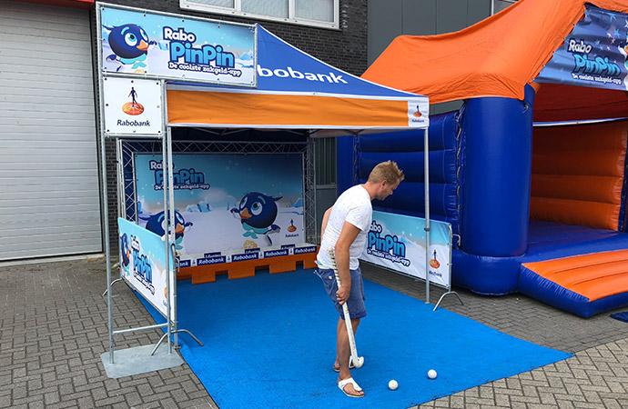 Rabo PinPin Hockey Spel B