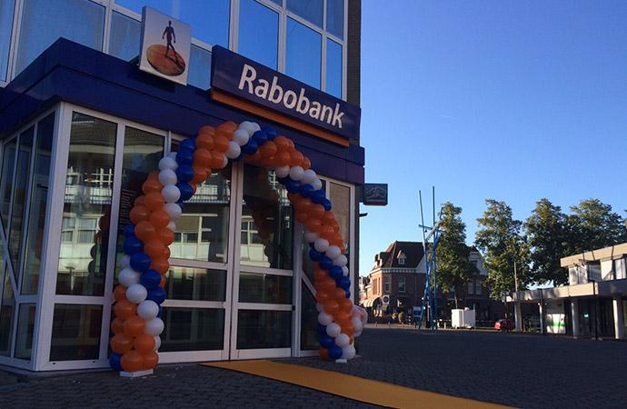 Rabobank Ballonnenboog B