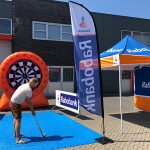 Rabobank Hockey Dartbord