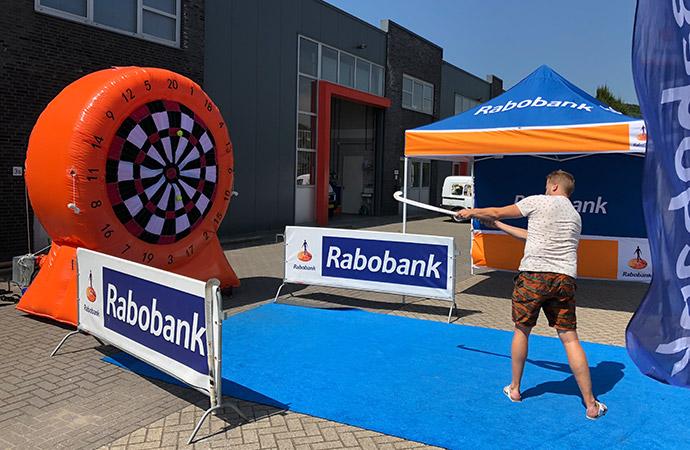 Rabobank Hockeyspel dartbord C
