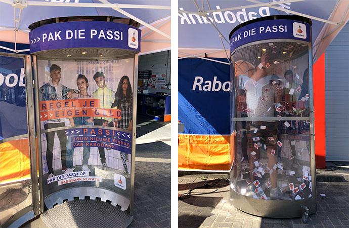 Rabo Passi Wervelwindcabine A