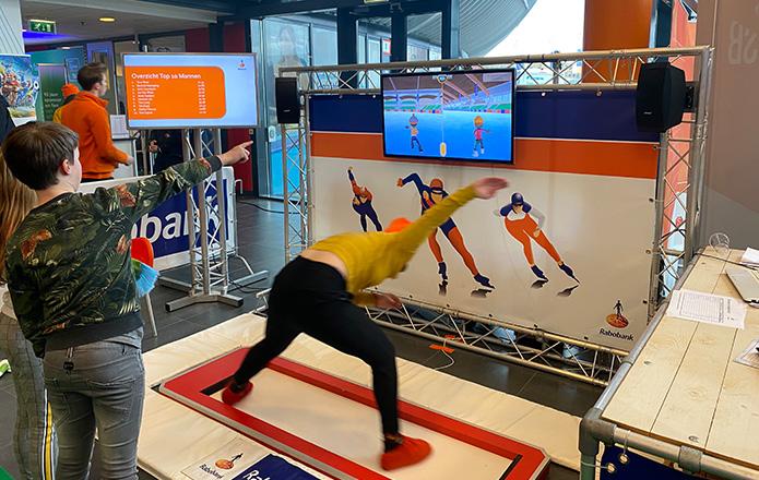 Rabobank Digitaal Scorebord – huren – foto 2