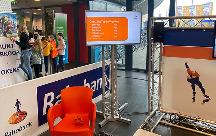 Rabobank Digitaal Scorebord – huren – foto 3