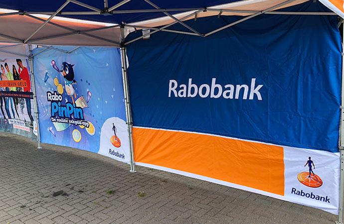 Rabobank tent koop C