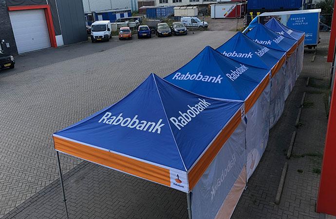 Rabobank tent koop G