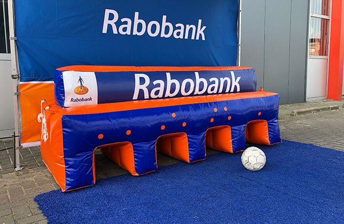 Rabobank voetbalspel D