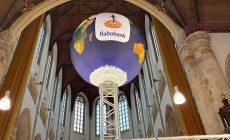 Rabobank Draaiende Wereldbol