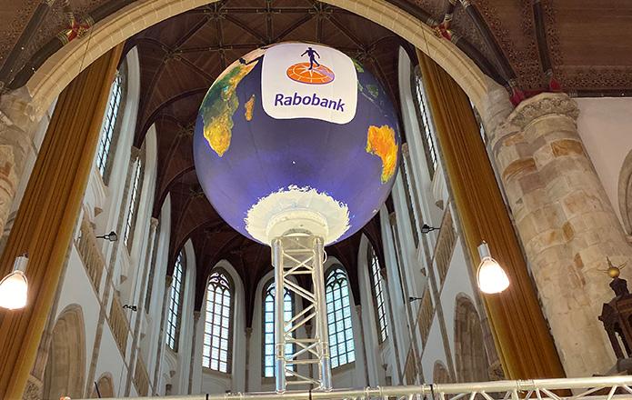 Rabobank Wereldbol A