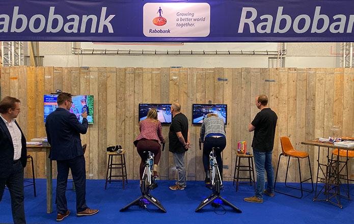 Rabobank stand circulair B