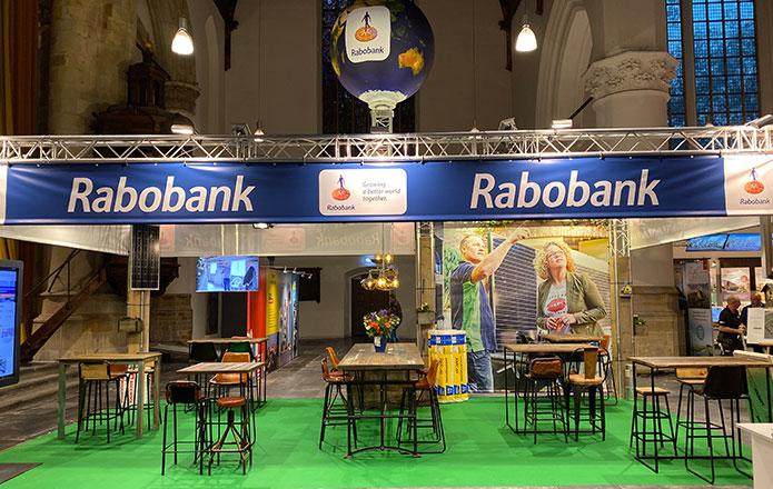 Rabobank stand circulair C