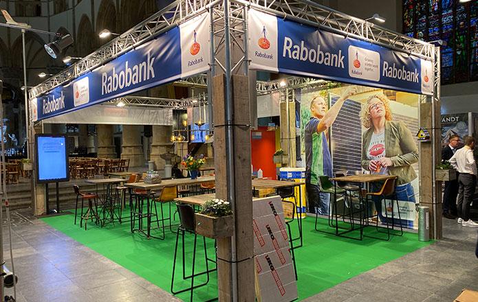 Rabobank stand circulair E